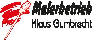 Malerbetrieb Klaus Gumbrecht – Heßdorf Erlangen Logo